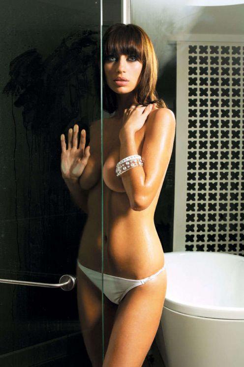 British Glamour Model Sophie Howard